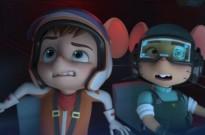 《舒克与贝塔》新动画形象曝光,角色全部变3D