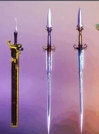 罗网组织的越王八剑,很多人到现在都傻傻分不清楚,有你们吗?
