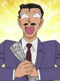 名侦探柯南中毛利小五郎为什么能做侦探?他真的适合当侦探吗?