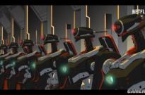 网飞动画《伊甸》预告:机器人与人类的亲子物语