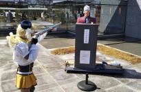 京都大学举行毕业典礼,学霸们出COS,画风十分二次元