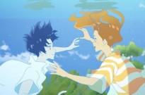 动画电影《若与你共乘波浪之上》部分剧照公开,还是熟悉的画风