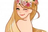哪位迪士尼公主头发最好看?虽然艾莎很可爱,但我还是最喜欢木兰