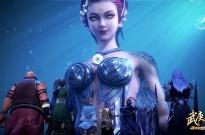 武庚纪:原著党就别纠结海妖之王打一船人了,看美人鱼姐姐不好吗?