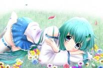 守矢家的月曜日,第一章,春天,樱花飞舞,是新的邂逅
