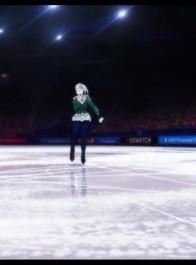 剧场版动画《冰上的尤里》新预告 长发维克托亮相