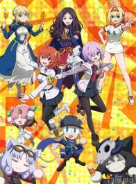 OVA《Fate/Grand Carnival》视觉图公开 6月发售