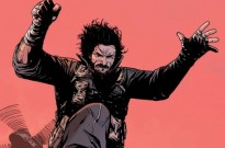 基努·里维斯编剧漫画《BRZRKR》推单行本 主角跟他长得一模一样