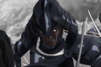 网飞动画《弥助》定档4月29日并公开新剧照 讲述日本首位黑人武士的故事