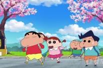 《电影蜡笔小新:神秘机甲!花之天国学园》主题曲预告 春日部防卫队大活跃