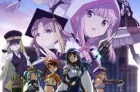 《魔法少女小圆》外传动画《魔法纪录》今夏播出 主视觉图公布