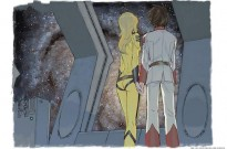 有情人终成眷属 剧场版《宇宙战舰大和号2199》结尾画面公布