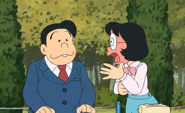 大雄爸爸妈妈因为这件事差点分手 多亏了哆啦A梦的秘密道具