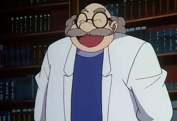 柯南里阿笠博士不是最终BOSS,原作者表示大家不要再瞎猜了