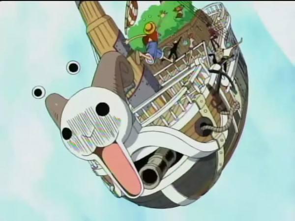 能上天能下海就是不能陪你们走到最后 一艘让你泪奔的船:梅丽号