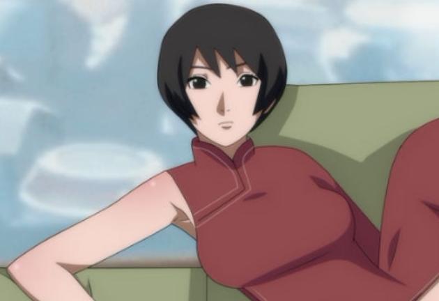 【火影忍者】这位妹子名字挺土,博人传里超惊艳,一双长腿引人注目
