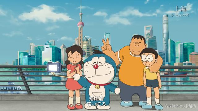胖虎小夫跑到重庆吃火锅?这群超爱哆啦A梦的人做了个哆啦A梦动画