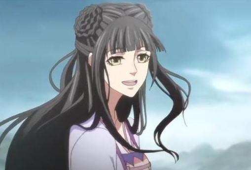 魔道动画角色小评:她没有惊艳的外表,却凭内在让三大美男都爱她