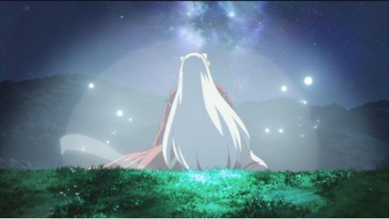 皎洁似月,温柔如水——永远的巫女,桔梗
