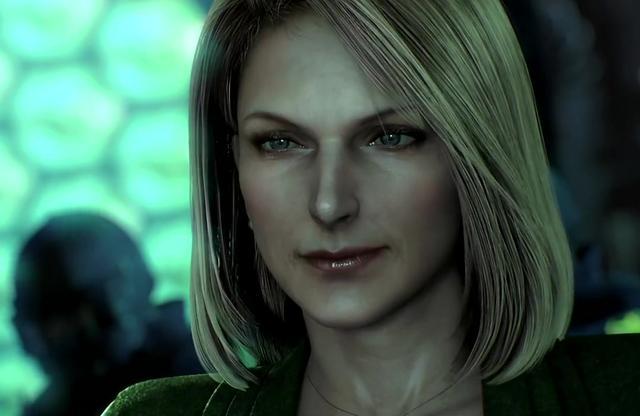 《生化危机》中我最喜欢的一个女反派,出自第二部动画电影