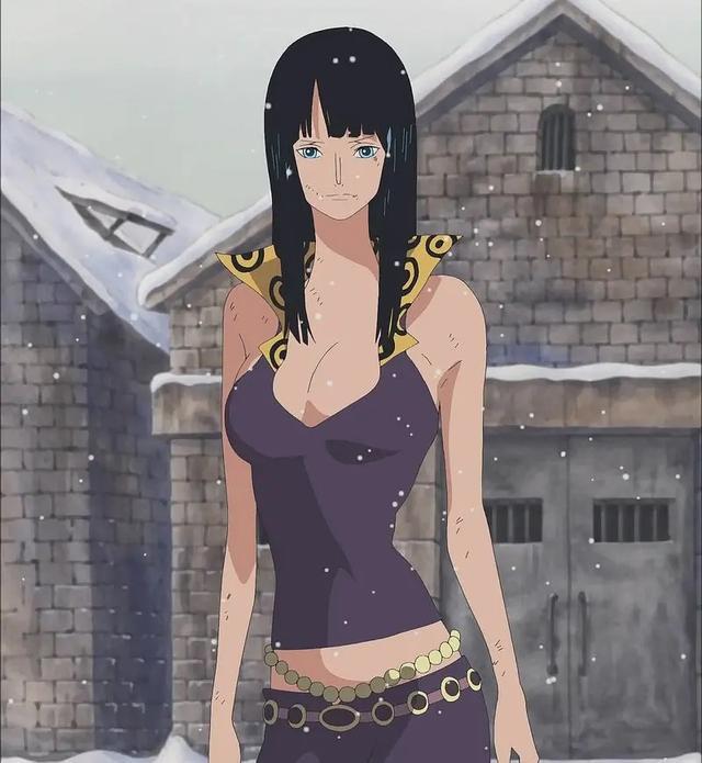 草帽海贼团唯二女性成员,娜美罗宾性格能力成长历程全解