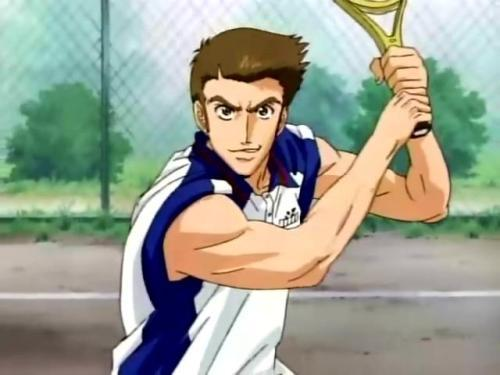 """吐槽下《网球王子》中那些""""气死牛顿""""的神奇招数!"""