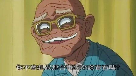 在这部动画电影里,老人老了都被交给机器照顾,但机器却有了意识