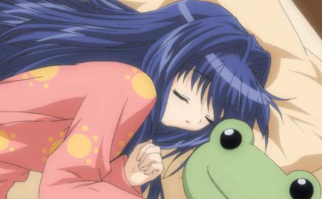 """那些喜欢青蛙的动漫角色,""""暴力""""如炮姐看见它们也会被萌化"""