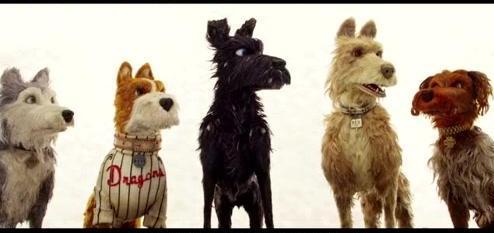 漫评犬之岛:活了二十多年的道理,都缩影在这些狗狗身上了