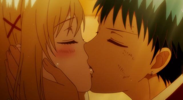 强吻换后宫,这部动漫就是这么耿直