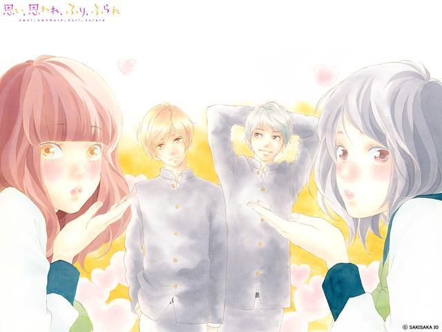 《恋途未卜》将同时推出真人电影和动画电影,原作漫画5月完结