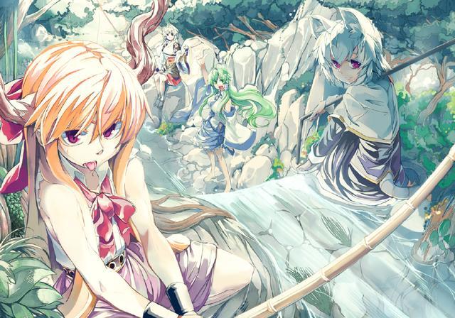 《狼与羊皮纸》推出漫画,讲赫萝女儿的故事