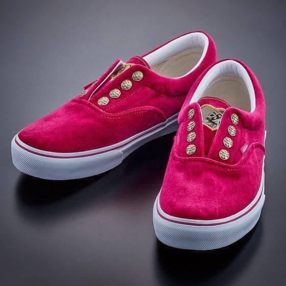JOJO的奇妙冒险推出联动款帆布鞋,网友吐槽:穿上了能有替身么?