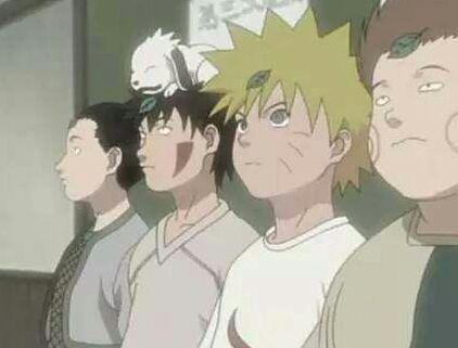 火影忍者中鸣人最重要的四个好基友,第四个最让人心疼