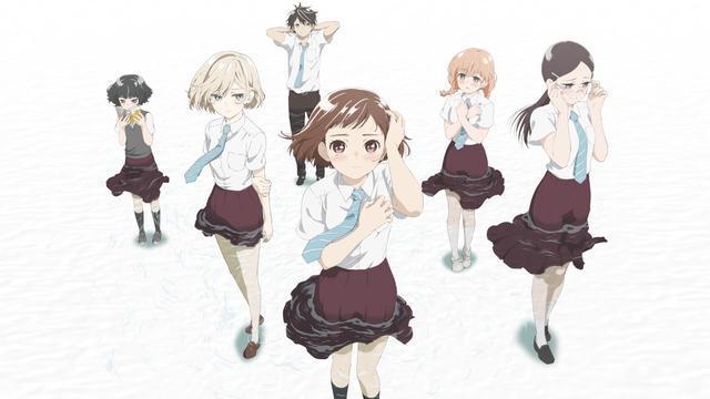 冈妈原作改编动画《骚动时节的少女们啊》声优公开