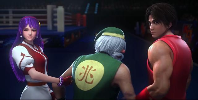 拳皇要出电影,名为拳皇·觉醒,之前还有部国产3D动画可惜暴死了