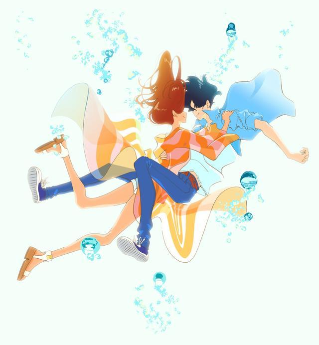 汤浅政明要出新动画电影,定名《若与你共乘海浪之上》