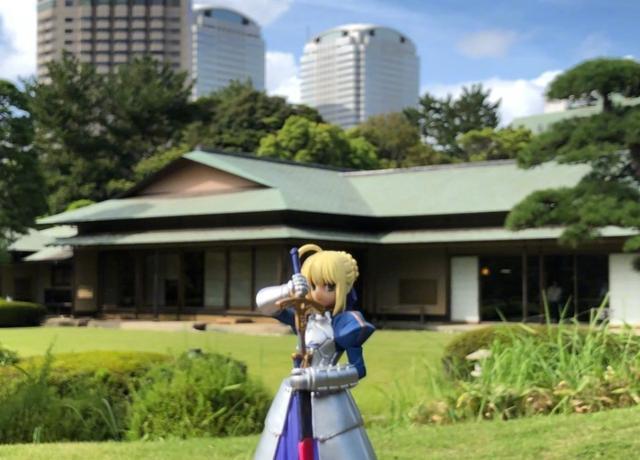 日本网友:FATE里卫宫家房子原型找到了!原来是某间公园的茶室