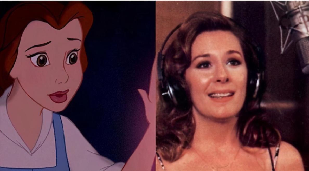 迪士尼公主的配音演员都长啥样?艾莎女王是全才,白雪公主超漂亮