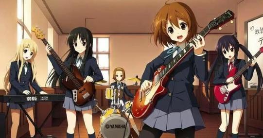 京都动画推出的这部动漫,虽然小众,但却是萌系动漫的天花板