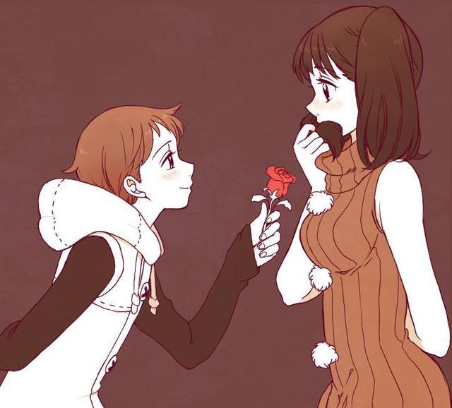 """为什么动漫中的女生身高都是萝莉和御姐?很少会出现""""女巨人""""?"""
