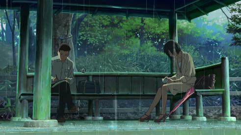 言叶之庭:狂风骤雨之下的美好爱情
