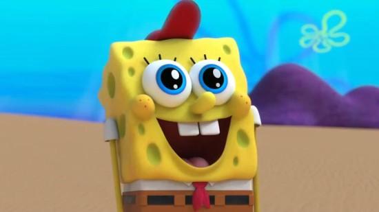 《海绵宝宝》3D衍生动画《珊瑚营地》预告 海绵宝宝欢闹夏令营