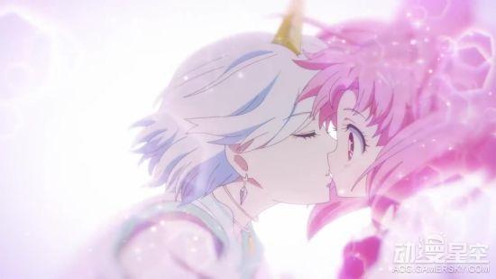 剧场版《美少女战士 Eternal》前篇新PV 独角天马亲吻小小兔