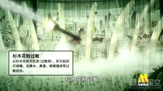 《工作细胞》央视中配版新片段 杉木花粉引发大灾难