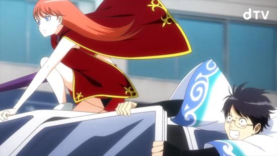 《银魂》官方公布特别动画《银魂 THE SEMI-FINAL》首篇预告 将于1月15日dTV独家放映