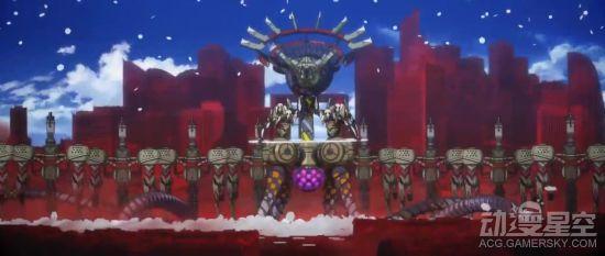 《新世纪福音战士新剧场版:终》3月8日在日本上映 开头12分钟影像公开