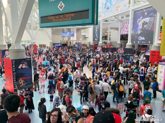 洛杉矶漫展Anime Expo2021转为线上模式 7月4日正式开幕
