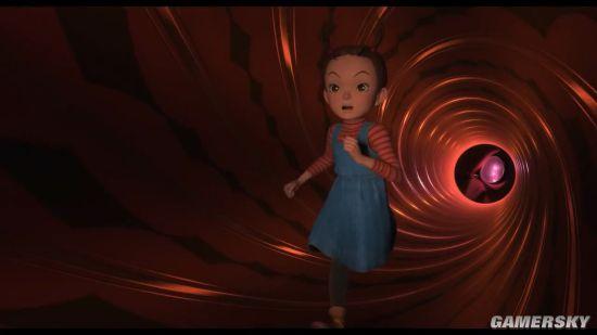吉卜力3DCG动画《阿雅与魔女》推出北美预告片 与魔女共同生活
