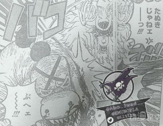 《海贼王》1007话情报:乔巴发威 神秘人露出真面目